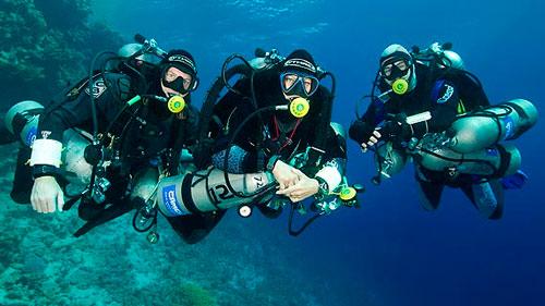 Впечатления от плавания с аквалангом